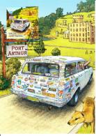 Australia 2012 Maxicard Scott #3762 60c Station Wagon At Port Arthur Road Trips First Day Issue - Maximumkarten (MC)