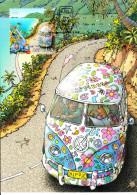 Australia 2012 Maxicard Scott #3763 60c Volkswagen Bus At Great Barrier Reef Road Trips First Day Issue - Maximumkarten (MC)