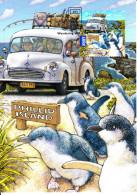 Australia 2012 Maxicard Scott #3765 $1.65 Station Wagon At Phillip Island Road Trips First Day Issue - Maximumkarten (MC)