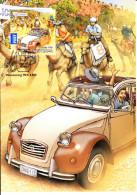 Australia 2012 Maxicard Scott #3766 $2.35 Car At Camel Race In Alice Springs Road Trips First Day Issue - Maximumkarten (MC)