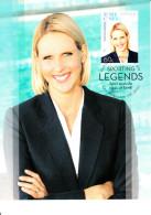 Australia 2012 Maxicard Scott #3798 60c Susie O'Neill, Swimmer Sport Australia Hall Of Fame First Day Issue - Maximumkarten (MC)
