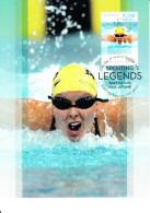 Australia 2012 Maxicard Scott #3799 60c Susie O'Neill, Swimmer Sport Australia Hall Of Fame First Day Issue - Maximumkarten (MC)