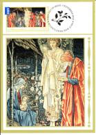 Australia 2012 Maxicard Scott #3810 $1.60 Detail Adoration Of The Magi Christmas First Day Issue - Maximumkarten (MC)