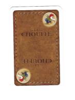 9a 1 Enkele Speelkaart Brie. De La Vallee Des Fees Achouffe - Unclassified