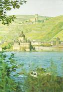 Deutschland (Germania) Bingen Am Rhein, Burg Layen, Ansicht, Vue, Panorama, View - Bingen