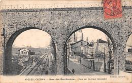 ¤¤  -    ARCUEIL-CACHAN   -   Gare Des Marchandises  -  Rue Du Docteur Gosselin      -   ¤¤ - Arcueil