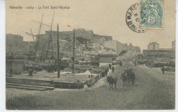 MARSEILLE - Le Fort Saint Nicolas - Otros