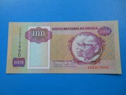 Angola 100 Kwanzas 1991 P.126 UNC - Angola
