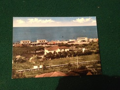 Cartolina Vada Marina Frazione Rosignano Livorno Viaggiata 1961 - Livorno