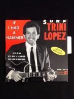 Vinyle 45 Tours (languette) Trini Lopez If I Had A Hammer - Rock