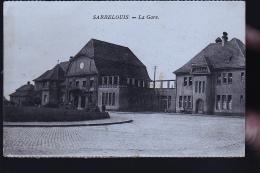 SARRELOUIS LA GARE - Allemagne