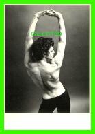 ARTISTES - SIR ANTHONY & JAMES DOWELL, THE ROYAL BALLET - KENN DUNCAN, 1972 - ART UNLIMITED, AMSTERDAM - - Danse