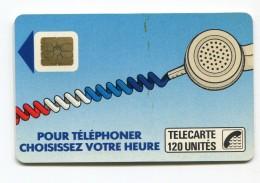 Télécarte 120 Unités- - Francia