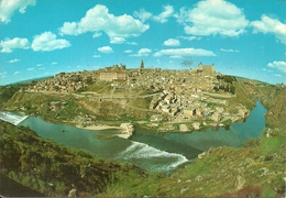 Toledo (Castilla La Mancha, Espana) Vista General, Vue Generale, General View, Panorama, Gesamtansicht - Toledo