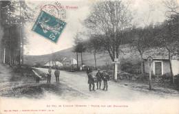 ¤¤   -  URBEIS   -  Au Col De LUBINE   -  Douanes  - Visite Par Les Douaniers    -  ¤¤ - Unclassified