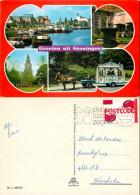 Groningen, Netherlands Postcard Posted 1980 Stamp - Groningen