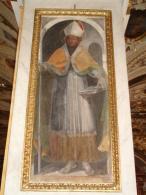 S.AMBROGIO Vescovo ( Probabile ) - Santuario Madonna Del SASSO Di LOCARNO,Orsellina ,Canton Ticino,Svizzera - Fotografia - Religione & Esoterismo