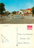 Bicycles, Steenwijk, Overjissel, Netherlands Postcard Posted 1983 Stamp - Steenwijk