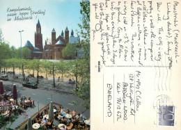 Church Vriethof, Maastricht, Limburg, Netherlands Postcard Posted 1993 Stamp - Maastricht