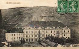 CPA - SAINT-HIPPOLYTE (68) - Aspect Du Collège En 1920 - Francia
