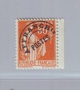 FRANCE Préoblitéré Y&T 75 - 80 C Orange Avec Bdf - Neuf ** - Voorafgestempeld