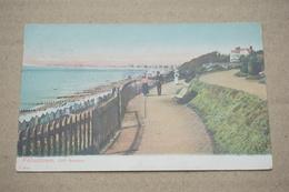 Felixstowe Cliff Gardens 1908 - Angleterre