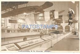 60755 GERMANY MUNCHEN MUSEUM SECTION AIRPLANES POSTAL POSTCARD - Deutschland