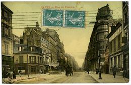 CPA PARIS 19 - RUE DE FLANDRE - Arrondissement: 19