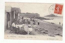 Carantec - Gréve Blanche - Sur La Plage - - Carantec