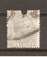 España/Spain - (usado) - Edifil Telégrafo 197T - Yvert 180 - Telegramas