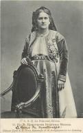 E-16 -2364 :  MONTENEGRO  S.A.R. LA PRINCESSE MILENA FAMILLE ROYALE - Montenegro