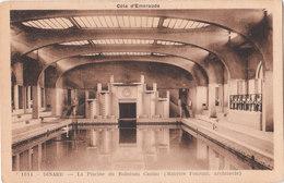 DINARD  ( 35 )  La Piscine Du Balnéum Casino ( Maurice Fournié , Architecte ) - Dinard