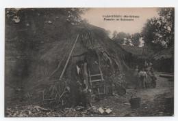 CLEGUEREC - (Morbihan-56) - Famille De Sabotiers.