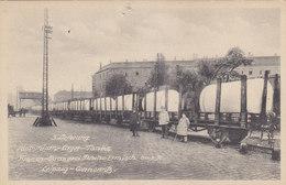 Leipzig-Connewiz - Lieferung Von Aluminium-Lager-Tanks Für Die Kronen-Brauerei      (PA-3-140314) - Leipzig