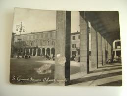 S. GIOVANNI PERSICETO  PALAZZO COMUNALE  BOLOGNA   EMILIA ROMAGNA   VIAGGIATA  COME DA FOTO - Bologna