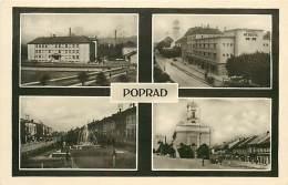 E-16 -2373 :  POPRAD - Slovaquie