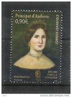 La Baronesa Dolores Parrella,  Un T-p Neuf ** Année 2015 - Nuovi