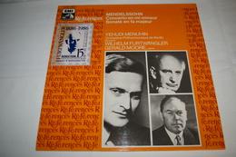 Disque 33T De Mendelssohn - Clásica