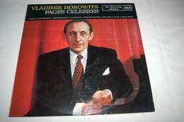 Disque 33T De Vladimir Horowitz - Klassiekers