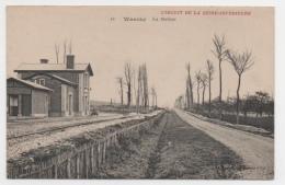 76 SEINE MARITIME - WANCHY La Station - Autres Communes