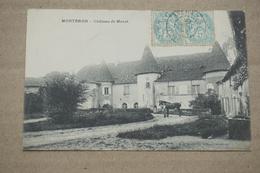 Montbron Chateau De Menet - France