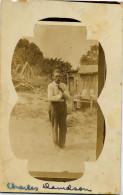 USA 1900's Years Mint Old Post Card Writed Charles Davidson - Etats-Unis