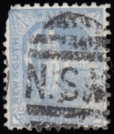 AUSTRALIA NEW SOUTH WALES - Scott #89-2 Australia ´Perf. 11x12´ / Used Stamp - 1850-1906 New South Wales