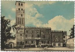T171 Camposampiero (Padova) - Il Municipio / Non Viaggiata - Italia