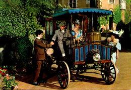 Scotte 1892 - Omnibus à Vapeur - Musée De L'Automobile Rochetaillée-sur-Saône - Voitures De Tourisme