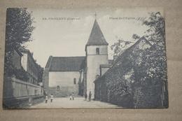 Crozant Place De L'église - Crozant