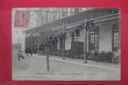 Cp  Liancourt Sanatorium D'angicourt La Cure Animé - Liancourt
