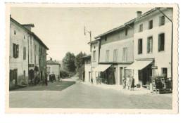 CpaNEUVILLE LES DAMES Route De Chatillon ( 01b11 )  Belle Carte Animée   ACHAT DIRECT !!! - Sin Clasificación