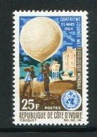 Cote D´ivoire Y&T 223 Neuf Sans Charnière ** - Côte D'Ivoire (1960-...)