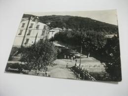 BONASSOLA  PIAZZA BRIGATA GARIBALDINA RAGAZZI IN PIAZZA - La Spezia
